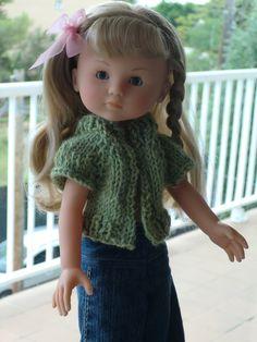 Les Cheries dolls