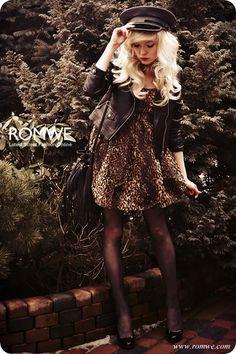 romwe jacket and hat  romwe.com#romwe
