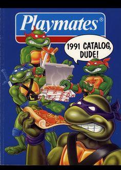 TMNT 1991