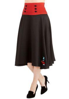Good, Cherry Good Skirt