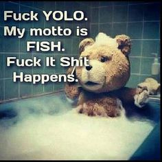 Stupid yolo, kids these days are not allowed to come up with any more acronyms!