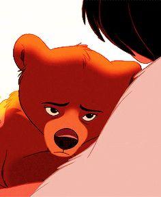 Disney Au, Old Disney, Disney Fan Art, Disney Dream, Disney And Dreamworks, Disney Love, Disney Magic, Disney Pixar, Brother Bear