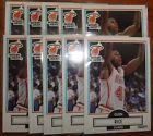For Sale - 1990 FLEER LOT OF (10) GLEN RICE ROOKIE BASKETBALL CARDS MIAMI HEAT - http://sprtz.us/HeatEBay