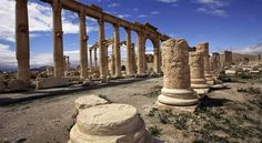 Current Affairs: ISIS seizes part of Syria's ancient Palmyra