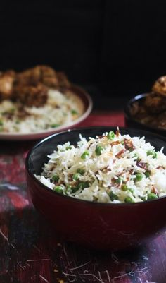Japanese style green garlic and spring onion fried farro garlic pepper chicken dry recipe andhra style peas garlic fried rice ccuart Images