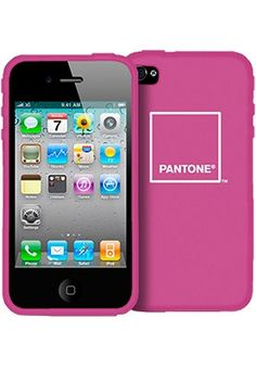 Pantone iphone case free custom logo available too!