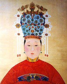 Chinese Empress Xiaojingxian Kit