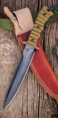 Tops Knives Wild Pig Hunter Fixed Knife Blade
