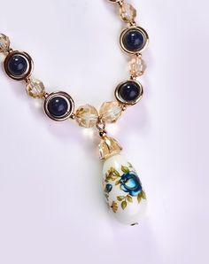 Check the details and price of this Special Gold Plated Pendant Necklace With Flower (White, MINGLIN) and buy it online. VIPme.com offers high-quality Necklaces at affordable price.