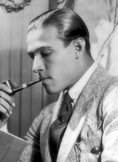 pics of rudolph valentino | Observations Closed Loading... X