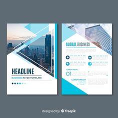 Brochure Cover Design, Graphic Design Brochure, Brochure Layout, Book Cover Design, Modele Word, Modele Flyer, Company Profile Design, Folders, Booklet Design