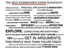 Educate thyself