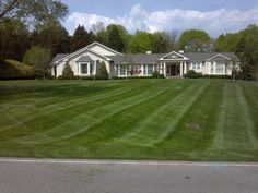 Sumagreen turf is a new product that we will be using this year. Completely natural and safe lawn fertilizer.