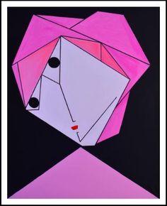 "Saatchi Art Artist Costel Iarca; Painting, ""Nr 7"" #art"