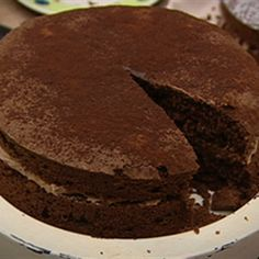 Try this Chocolate Cake recipe by Chef Rachel Allen. This recipe is from the show Rachel Allen Bake!.