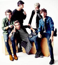 Fireproof / One Direction / Niall Horan / Liam Payne / Harry Styles / Louis Tomlinson / Zayn Malik