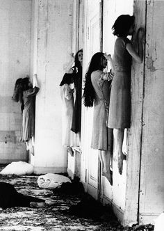 Blaubart (performance), 1977 Directed by Pina Bausch. They used this scene in AHS <3