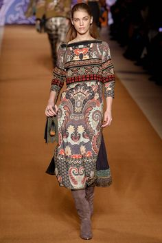 Etro Fall 2014 Ready-to-Wear - Collection - Gallery - Style.com