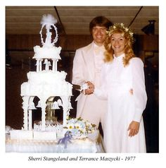 wedding cake 1977