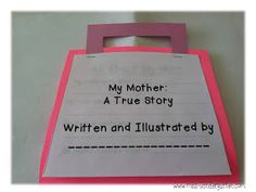 Miss Kindergarten: Mother's Day and Father's Day Gift Ideas