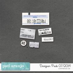 Designer Pack 06_2014  | CU/Commercial Use #digital #scrapbook design tools at CUDigitals.com #digitalscrapbooking