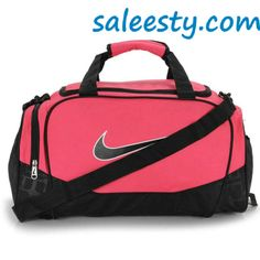 Red and Pink Nikes      Want these #nike #shoes! Maybe they will motivate me to work out more! :)