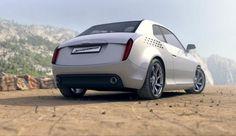 Независимый дизайнер представил эскизы нового ЗАЗ-965