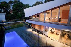 Melbourne: la Kew House di Vibe Design Group