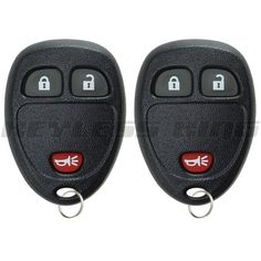 UTSAUTO Replacement Keyless Entry Shell 1 Pack Remote Control Ford Lincoln Mercury Key Fob Clicker Transmitter 3 Button