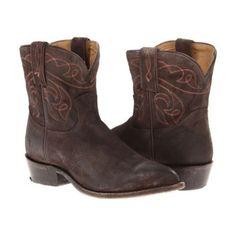 Frye Western Cowboy Billy Brown Boots
