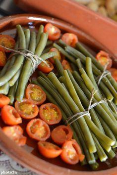 Déboires culinaires et autres aventures... Asparagus, Green Beans, Vegetables, Food, Eat, Studs, Essen, Vegetable Recipes, Meals