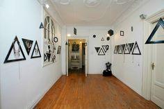 "photo from the ""DARK ERA"" jewellery exhibition by Aris Rammos"