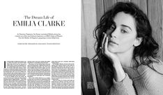 interview magazine layout - Google Search