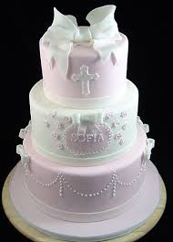 Image result for first communion cakes for girl