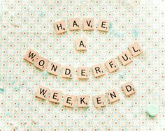 Happy Weekend! ~~~~>Thanks to ALL the new followers and Welcome! to all the new Pinners who have added this board, we LOVE all your beautiful pins! If your interested in joining the FUN, let me know and I'd love to add ya! Enjoy your Weekend~Happy Pinning! Kimm ♥ NOTE: Check Out our NEW Community Board ~~~>'THE PERFECT PARTY!' sooo many party idea's!! http://pinterest.com/littlecaligirl/the-perfect-party/