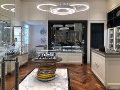 LINKS OF LONDON, CYPRUS NICOSIA MALL   iidsk   Interior Design & Construction Interior Design And Construction, Links Of London, Cyprus, Mall, Retail, Jewelry, Home Decor, Jewlery, Decoration Home