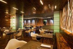 "Fou Zoo Restaurant, Bratislava, ""The place where wind begins"""