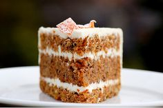 """Carrot Cake Sounds delicious! Totally from """"scratch""""!! From: http://familyoffarmers.blogspot.com/p/our-home.html"""