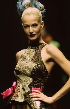 1996 Christian Lacroix - Haute Couture - Runway Collection - WomenSpring  Summe