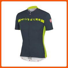 Buy your Castelli Prologo 4 Short Sleeve Jersey - Jerseys from Wiggle. Free  worldwide delivery available. cd3a9e01e