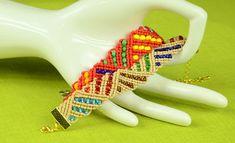 ZigZag Triangle Bracelet