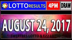 Lotto Results, Lottery Tips, August 10, Day, Music, Youtube, Musica, Musik, Muziek