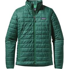 Patagonia Nano Puff Insulated Jacket - Women's Arbor Green