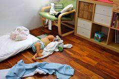 Realities of the Floor Bed - The Full Montessori