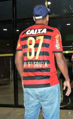 Portal Esporte São José do Sabugi: Sport nega que camisa 87 de Diego Souza seja provo...