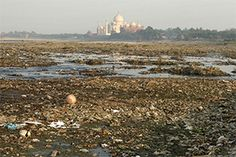 famous landmarks close up and far away - sometimes tells a very interesting story about the socioeconomic and environmental conditions surrounding these important sites and the countries/cities/cultures that house them.