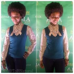 Queen Toia ~ Queen Of Kinks, Curls & Coils® (Neno Natural) - NenoNatural For Long, Healthy Natural Hair!