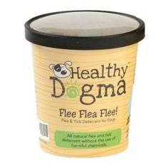 Healthy Dogma Flee Flea Flee Dog Supplement