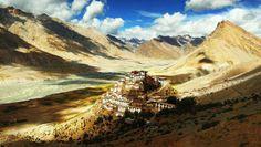 Tibetian Monastery