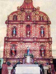 Yucatan retablos: Hocaba; Tekit; Timucuy; Tipikal.